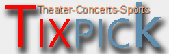 Tixpick Concert, Theater and Sports Tickets